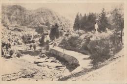 13319- ROAD TO OLANESTI, VILLAGE - Roumanie