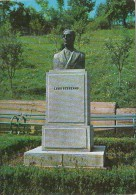 13348- BISTRITA NASAUD- LIVIU REBREANU'S BUST - Roumanie