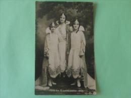 Ville de OYONNAX - Les Reines du Gala de Bienfaisance de 1927