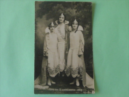 Ville De OYONNAX - Les Reines Du Gala De Bienfaisance De 1927 - Oyonnax