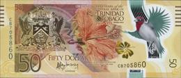 Banknote - Trinidad & Tobago,New,2014,50 Dollars,Unc - Trinité & Tobago