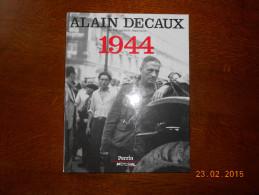1944 Par Alain Decaux PERRIN Memorial - French