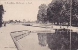 Saint Dizier,le Canal Prés De La Gare - Saint Dizier