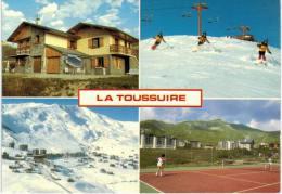 La Toussuire Chalet Melody - Skieurs - Tennis - France