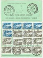 LGM - ORDRE DE REEXPEDITION AU TARIF DU 1/9/1981 (36f) - Posttarieven