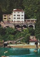 Switzerland Brissago - Hotel Restaurant Eden Au Lac 1974 - TI Tessin