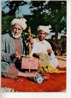 REF 215 CPSM AFGHANISTAN Kunduz Baba Folk Singer Musicians - Afghanistan