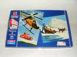 Mattel - Puzzle  BIG JIM - Puzzles