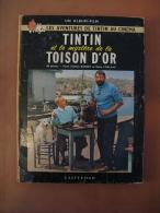 Le Mystere De La Toison D´or 1962 - Hergé