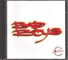 Cd   Bad Boys Salsa - Music & Instruments