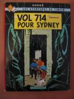 Vol 714 Pour Sydney 1968 - Hergé