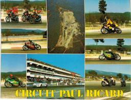 Circuit Paul Ricard - Moto - Multivue - France