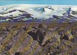 Iceland - Langjokull Glacier - Iceland
