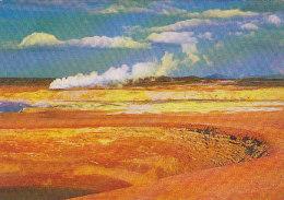 Iceland - Namaskard - Sulphur And Mud Pits - Iceland