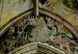56 - KERNASCLEDEN - église - Fresques - Judas - Altri Comuni