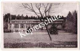 Elsenborn - Eifel, 1944, Offizier - Kasino  (z2221) - Eupen Und Malmedy