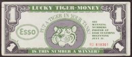 * ESSO 1966 - Put A Tiger In Your Tank - Specimen
