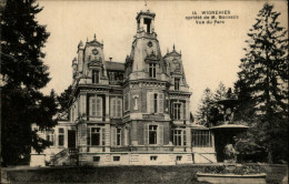 59 - WIGNEHIES - Château - Francia