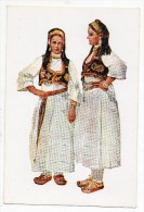 Costume National Croate : Bosnie (Travnik-Jankovici) - Illustrateur: Vladimir Kirin - Croatie - Costumes