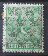 Alliierte Besetzung 1948 Briefmarke Netzaufdruck Ungebraucht Gummiert - Bizone
