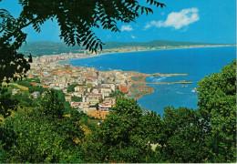 GABICCE  MARE PANORAMA    DA  GABICCE  MONTE      (VIAGGIATA) - Italia