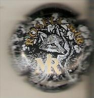 PLACA DE CAVA ROSELL MIR DE UN ZORRO-FOX  (CAPSULE) Viader:11038ET - Spumanti