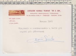 Firenze Associazione Nazionale Volontari Bir El Gobi 1965 Gruppo Regionale - Organizzazioni