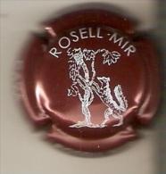 PLACA DE CAVA ROSELL MIR DE UN ZORRO-FOX  (CAPSULE) Viader:5044 - Spumanti