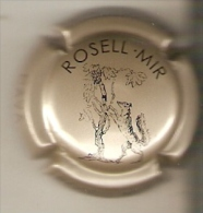 PLACA DE CAVA ROSELL MIR DE UN ZORRO-FOX  (CAPSULE) Viader:3839 - Spumanti