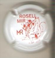PLACA DE CAVA ROSELL MIR DE UN ZORRO-FOX  (CAPSULE) Viader:6546 - Spumanti
