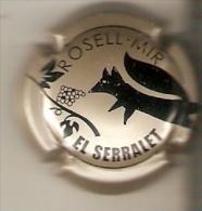 PLACA DE CAVA ROSELL MIR DE UN ZORRO-FOX  (CAPSULE) Viader:11034 - Spumanti