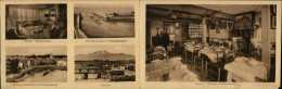 64 - SAINT-JEAN-PIED-DE-PORT - Feuillet Publicitaire Hotel Restaurant D'ANCHOCHURY - Dépliants Touristiques