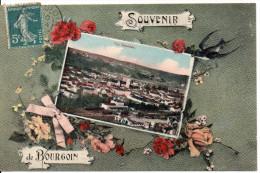 38 BOURGOIN - Souvenir - Bourgoin