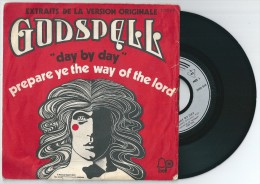 45 Tours GODSPELL Day Day Day - Prepare Ye The Way Of The Lord . BEL 2008 010 - Unclassified