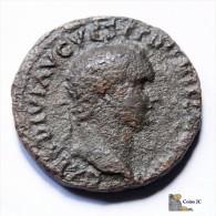As - Domitiano - 81/96 DC. - 2. Les Flaviens (69 à 96)