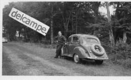 Photo Veritable -  AUTOMOBILE -  PANHARD ???  Immatriculée 58 Z 50 -  Panhard Dynamic X 76 ???? -   1936 - Automobiles