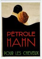 CPM / Reproduction Affiche / Pétrole Hahn - Advertising