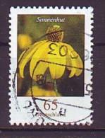 BRD - 2006 - MiNr. 2524 - Blumen: Sonnenhut - Gestempelt - Used Stamps