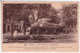 CP - Bastogne - Tank Sherman N° 3081.532  (57) - Bertogne