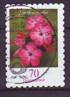 BRD - 2009 - MiNr. 2716 - Blumen: Kartäusernelke - Gestempelt - Used Stamps