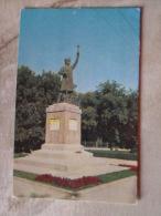 Moldova Kishinev  Statue Stefan Velikomu The Great   D126198 - Moldavie