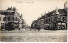 59 BOURBOURG - Rue De St Omer - Frankreich
