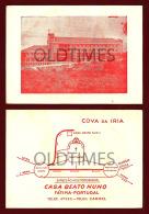 PORTUGAL - FATIMA - HOTEL CASA BEATO NUNO - 1940 ADVERTISING PRINT - Advertising