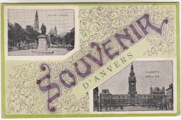 Antwerpen, Anvers, Souvenir D'Anvers (pk16147) - Antwerpen