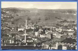 TÜRKEI - CONSTANTINOPEL - VUE PANORAMIQUE DU PORT ET D BOSPHORE - Türkei