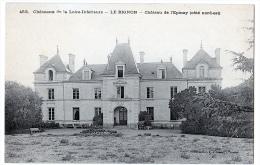 Le Bignon (Loire-Atlantique) Aux Environs, Château De L'Epinay. - France