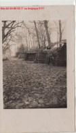 Photocarte Allemande-Soldat Allemand Abri Munitions (dép:62-59-80-02 Ou Belgique) (guerre14-8)2 Scans - War 1914-18