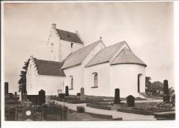 SUEDE - Ravlunda Kyrka - Suède