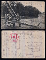 A5382 GB 1916, Censored Postcard Posted 'On Active Service' To Leeds, England - Zonder Classificatie