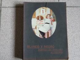 Blanco Y Negro - Revista - 13 Numeros - Enero 1914 Hasta Abril 1914 - Art Nouveau - Illustrateurs - Voir Les 13 Photos - Magazines & Newspapers